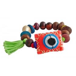 Βραχιόλι χειροποίητο Eye  VR00281