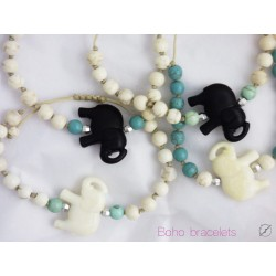 Βραχιόλι Elephant  BH0015
