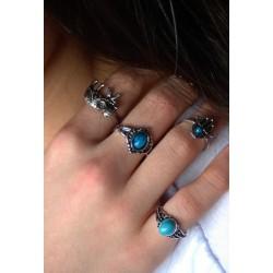 Δακτυλίδια Boho (σετ 4 τμχ)  DA0003