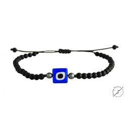 Ανδρικό βραχιόλι Eye blue  VRA00419