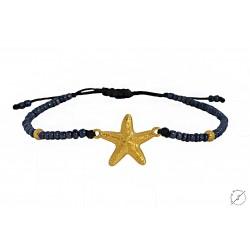 Βραχιόλι χειροποίητο Starfish  VR00614