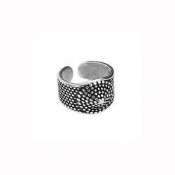 Δακτυλίδι Chain silver  DA0009
