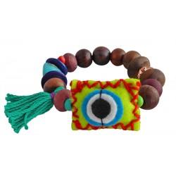 Βραχιόλι χειροποίητο Eye  VR00282